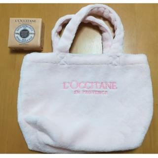 L'OCCITANE - ロクシタン トートバッグとソープ