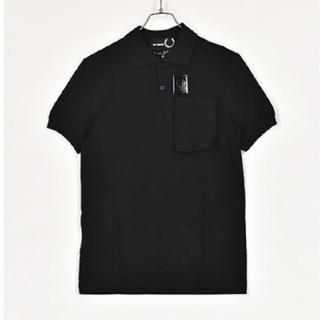 ラフシモンズ(RAF SIMONS)の新作 希少 ラフシモンズ フレッドペリー コラボ ポロシャツ36(シャツ)