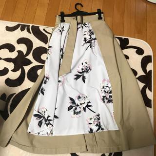 rienda - フレアスカート