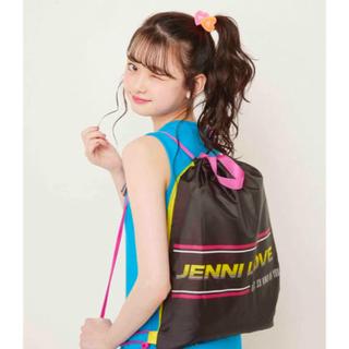 ジェニィ(JENNI)のニコ☆プチ付録☆ジェニィラブ ナップサック(リュック/バックパック)