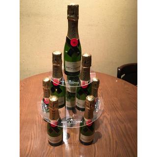 モエエシャンドン(MOËT & CHANDON)のモエ シャンドン 1/4サイズ クリスマスツリー(アルコールグッズ)