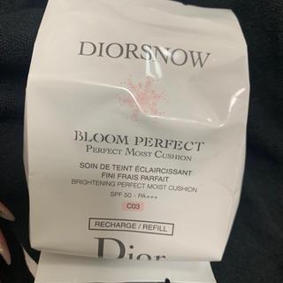 ディオール(Dior)のDior ディオール クッションファンデーション リフィル(ファンデーション)