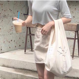 dholic - 【新品未使用】韓国ファッション 即購入OK デニムミニスカート