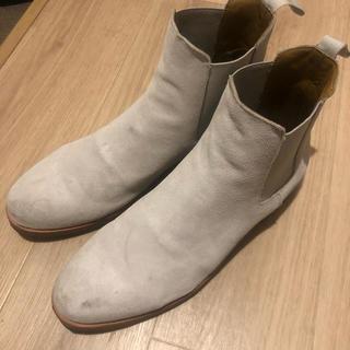 フィアオブゴッド(FEAR OF GOD)のmnml la crape Chelsea boots fear of god(ブーツ)