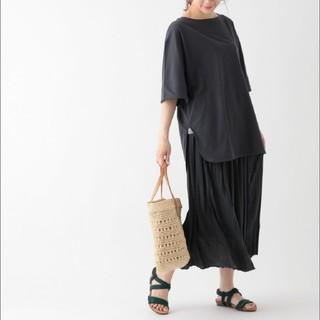 STUDIO CLIP - ロング丈Tシャツ