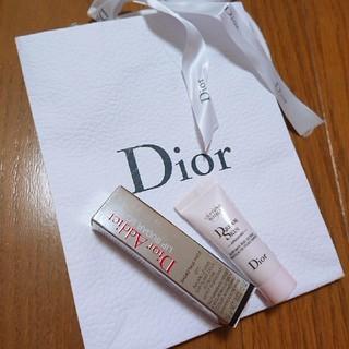 ディオール(Dior)のDior リップバーム & サンプル(リップグロス)