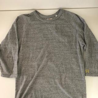 ハリウッドランチマーケット(HOLLYWOOD RANCH MARKET)のハリウッドランチマーケット 七分袖 Tシャツ(Tシャツ/カットソー(七分/長袖))