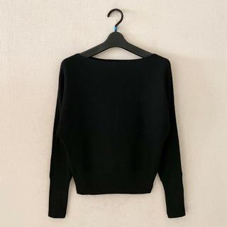 アーモワールカプリス(armoire caprice)のL'armoire de luxe♡ドルマンリブニット(ニット/セーター)