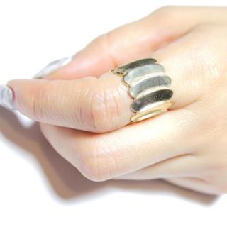 トゥデイフル(TODAYFUL)のmaiden メイデン リング シルバー R-23(リング(指輪))