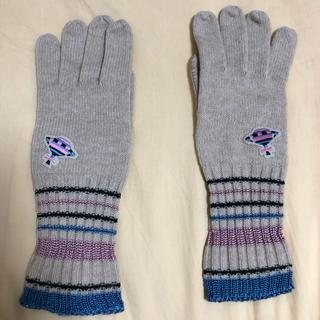 ヴィヴィアンウエストウッド(Vivienne Westwood)のヴィヴィアンウエストウッド ウール手袋 (手袋)
