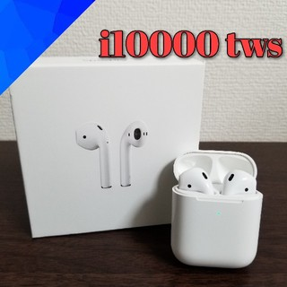 i10000 tws ワイヤレスイヤホン Bluetooth5.0
