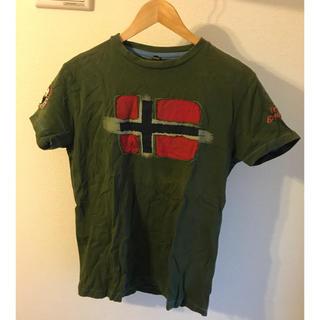ナパピリ(NAPAPIJRI)のnapapijriのTシャツ(Tシャツ/カットソー(半袖/袖なし))