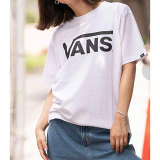 ヴァンズ(VANS)の新品 VANS バンズ 半袖 クラシック ロゴ プリント Tシャツ M(Tシャツ/カットソー(半袖/袖なし))