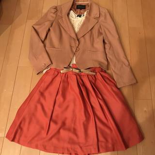 ミッシュマッシュ(MISCH MASCH)のミッシュマッシュ ジャケット&スカート(テーラードジャケット)
