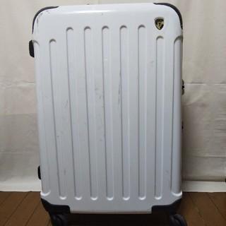 スーツケース LMサイズ ホワイト