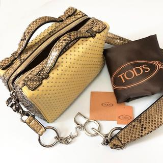 TOD'S - 《TOD'S》バッグ ゴンミーニ スタッズ
