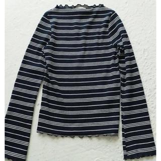 トゥデイフル(TODAYFUL)のマルチボーダートップス(Tシャツ(長袖/七分))