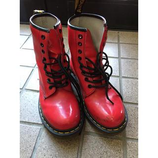 ドクターマーチン(Dr.Martens)のマーチン ブーツ UK6 8ホール(ブーツ)