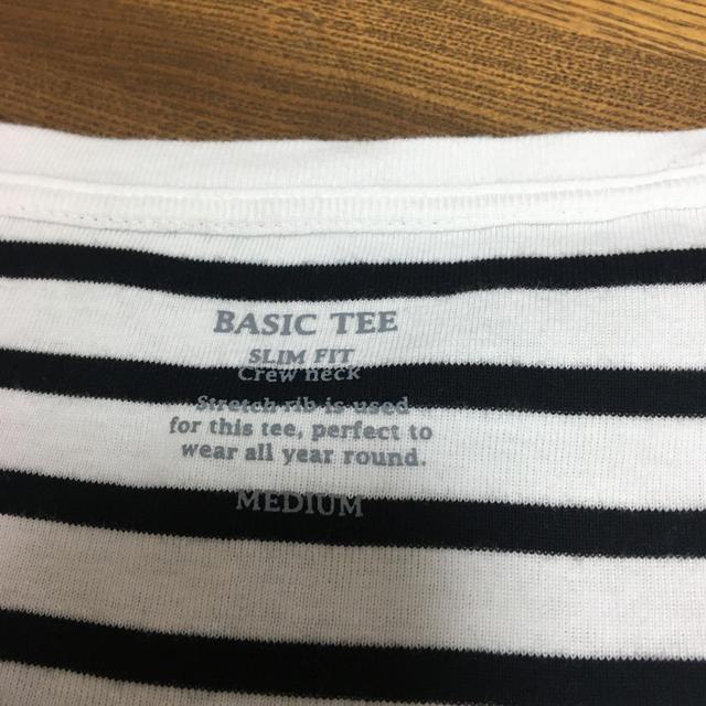 GU(ジーユー)のTシャツ レディースのトップス(Tシャツ(長袖/七分))の商品写真