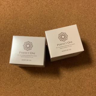 PERFECT ONE - 新品 パーフェクトワン モイスチャージェル 38g 2個セット