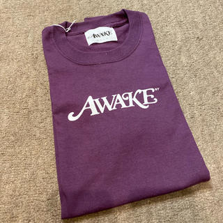 girls don't cry × AWAKE T-shirt 紫S