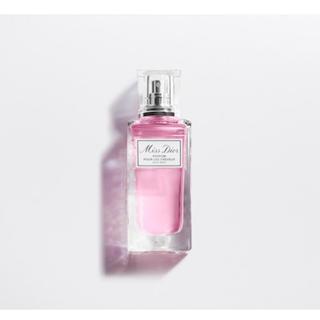 ディオール(Dior)のミス ディオール ヘア ミスト 30ml ★美品(ヘアウォーター/ヘアミスト)