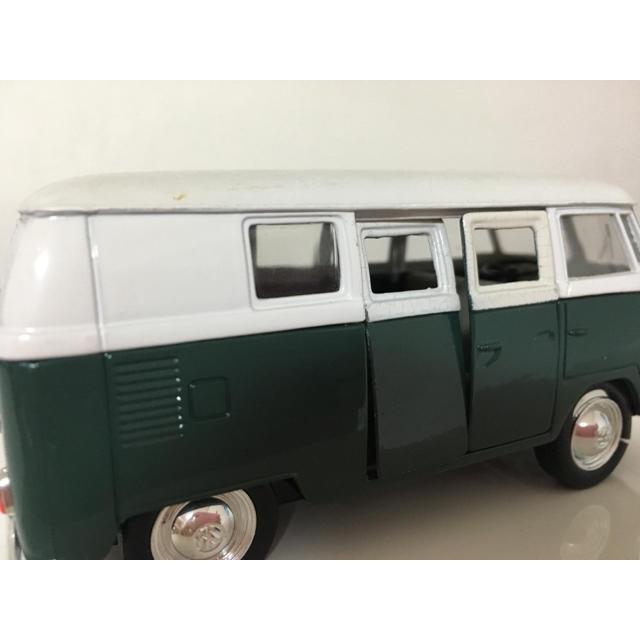 Volkswagen(フォルクスワーゲン)の【ヴォルクスワーゲン Volkswagen】1962 ミニバス チョロQ エンタメ/ホビーのおもちゃ/ぬいぐるみ(ミニカー)の商品写真