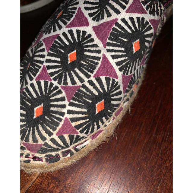 Old Navy(オールドネイビー)のールドネイビー ウェッジソール スリッポンシューズ レディースの靴/シューズ(スリッポン/モカシン)の商品写真