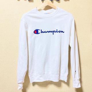 チャンピオン(Champion)のChampion スウェット ロゴプリントトレーナー(トレーナー/スウェット)