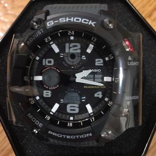 ジーショック(G-SHOCK)のG-SHOCK MUDMASTER マッドマスター(腕時計(アナログ))