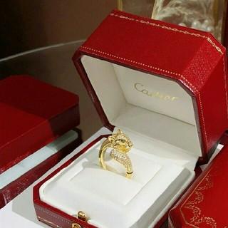 カルティエ(Cartier)のお勧め Cartier  リング 個性美品 (リング(指輪))
