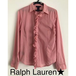 Ralph Lauren - Ralph Lauren ラルフローレン♡シャツ ブラウス M