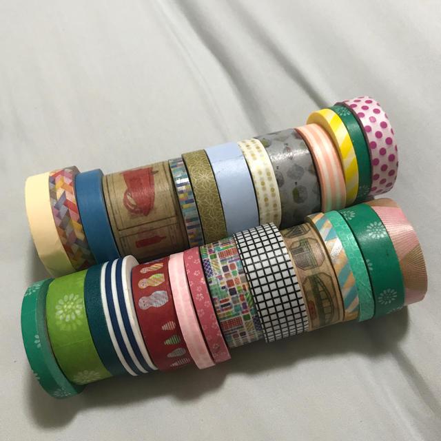 mt(エムティー)のマスキングテープ インテリア/住まい/日用品の文房具(テープ/マスキングテープ)の商品写真