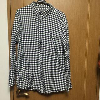 UNIQLO メンズXLサイズ シャツ