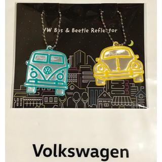 Volkswagen - Volkswagen リフレクターキーホルダー