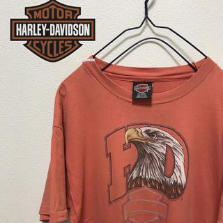 Harley Davidson - 【超レア】ハーレーダビッドソン Tシャツ ビッグシルエット ヘインズビーフィー