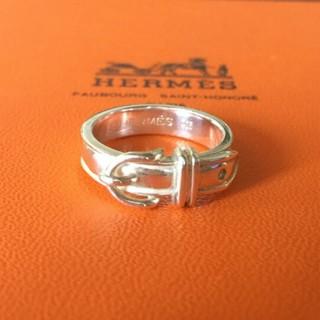 Hermes - エルメスベルトモチーフリング