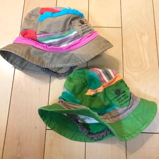 ラグマート(RAG MART)の【ペア】Rag Mart 帽子 54cm(帽子)