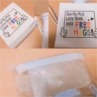 キスマイフットツー(Kis-My-Ft2)のキスマイ FREEHUGS ペンライト(男性アイドル)