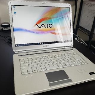 ソニー(SONY)の[在庫処分]SONY VAIO ノートパソコン windows10(ノートPC)