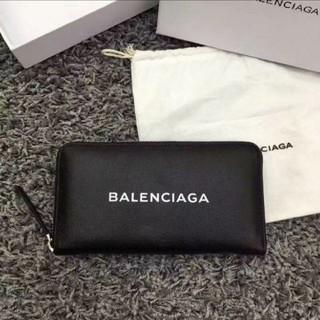 バレンシアガ(Balenciaga)のBALENCIAGAバレンシアガファスナー長財布(長財布)