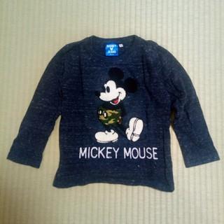 Disney - ミッキー 長袖シャツ 100サイズ