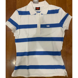 CANTERBURY - カンタベリー ポロシャツ レディース  サイズL