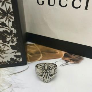 クロムハーツ(Chrome Hearts)のChrome Hearts 球軍の花の指輪(リング(指輪))