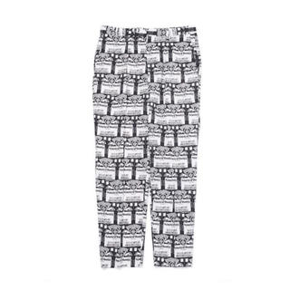 UNITED ARROWS - wasted youth poggy verdy M print pant