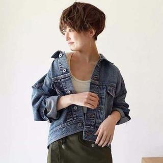 TODAYFUL - カフストラップデニムジャケット トゥデイフル 完売品 ブルー 36