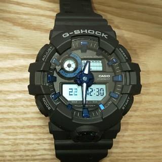 ジーショック(G-SHOCK)のCASIO  G-SHOCK  GA-710B 美品(腕時計(アナログ))