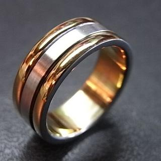 【B品】ステンレスリング 19(リング(指輪))