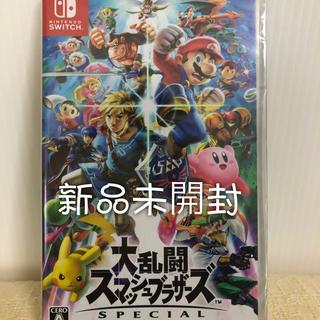 Nintendo Switch - 【新品・未開封】大乱闘スマッシュブラザーズ SPECIAL