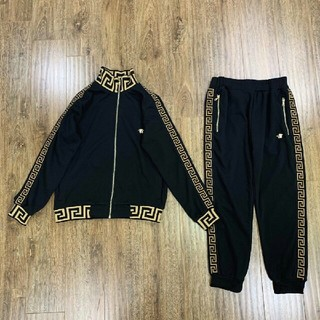 VERSACE - 19ss Versaceジャケット パンツ 二点 セット